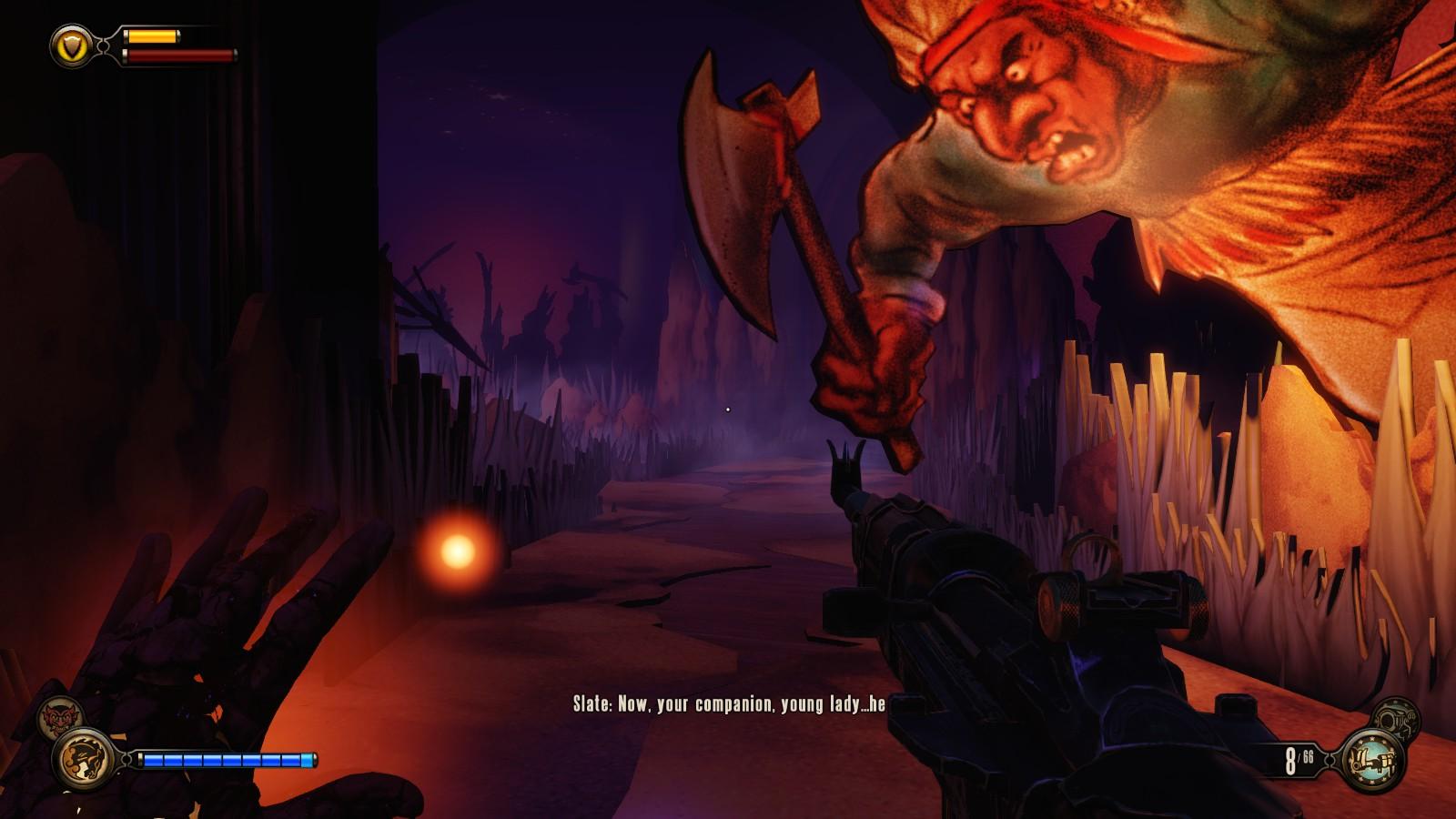 BioShock Infinite - okřídlené dobrodružství 78247