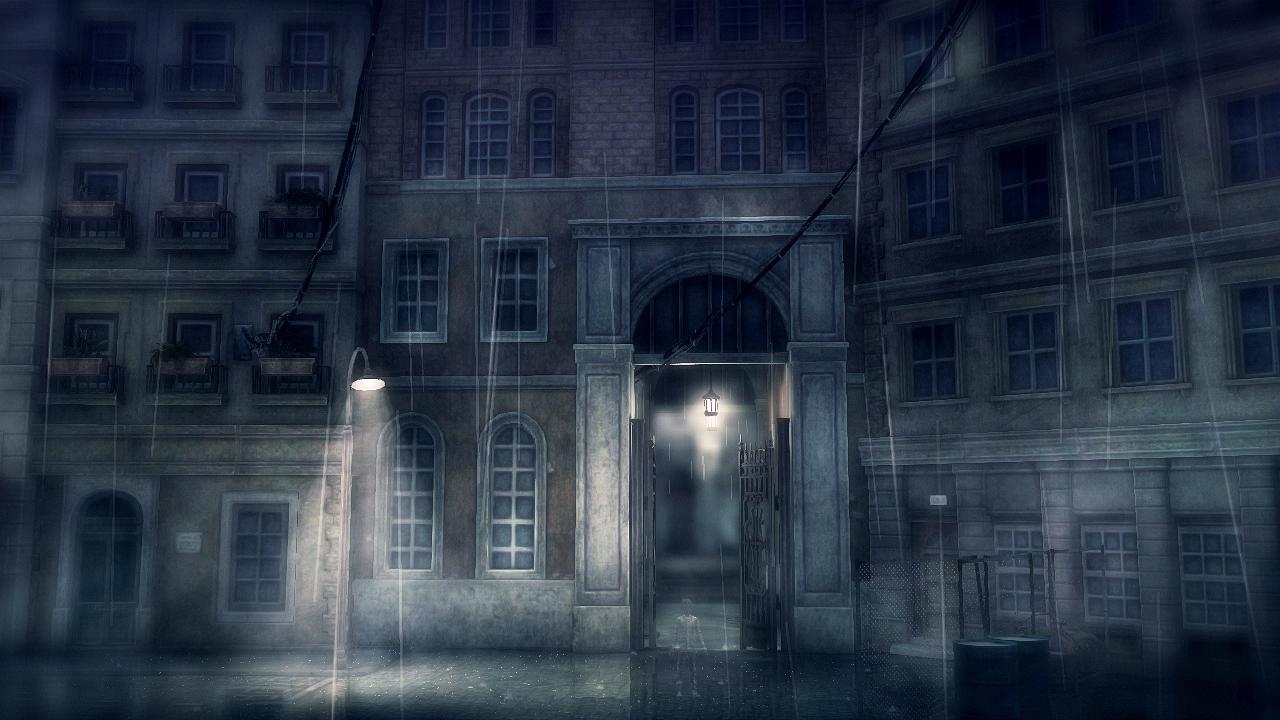 Rain – hraní mezi kapkami deště 78331