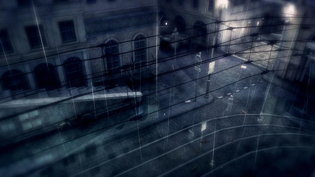 Rain – hraní mezi kapkami deště 78334