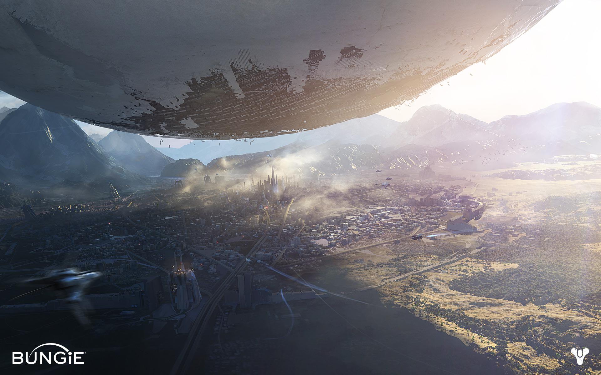 Destiny bude vypadat skvěle na všech platformách 78526