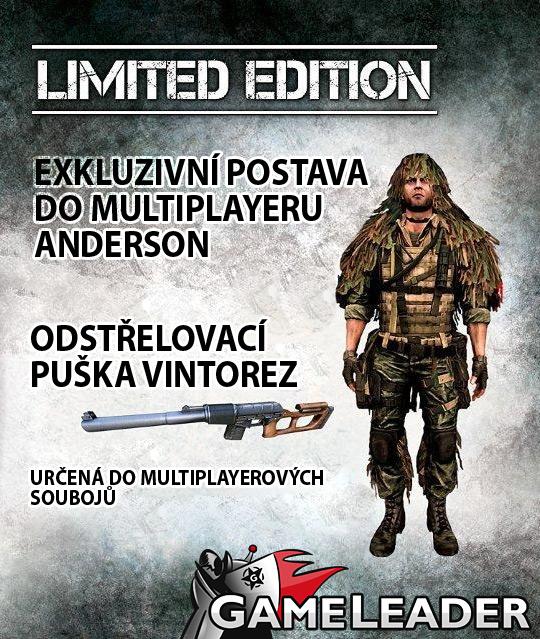 Limitovaná edice Sniper: Ghost Warrior 2 za 698 Kč 78937