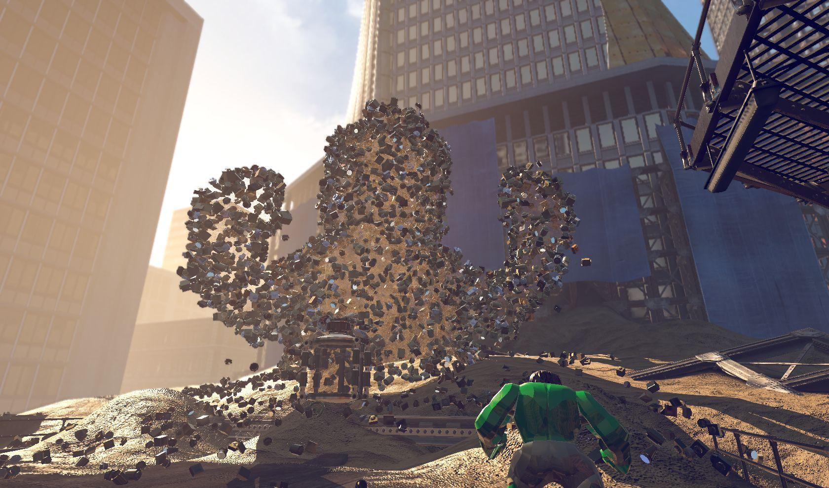 První gameplay záběry z LEGO Marvel Super Heroes 78950