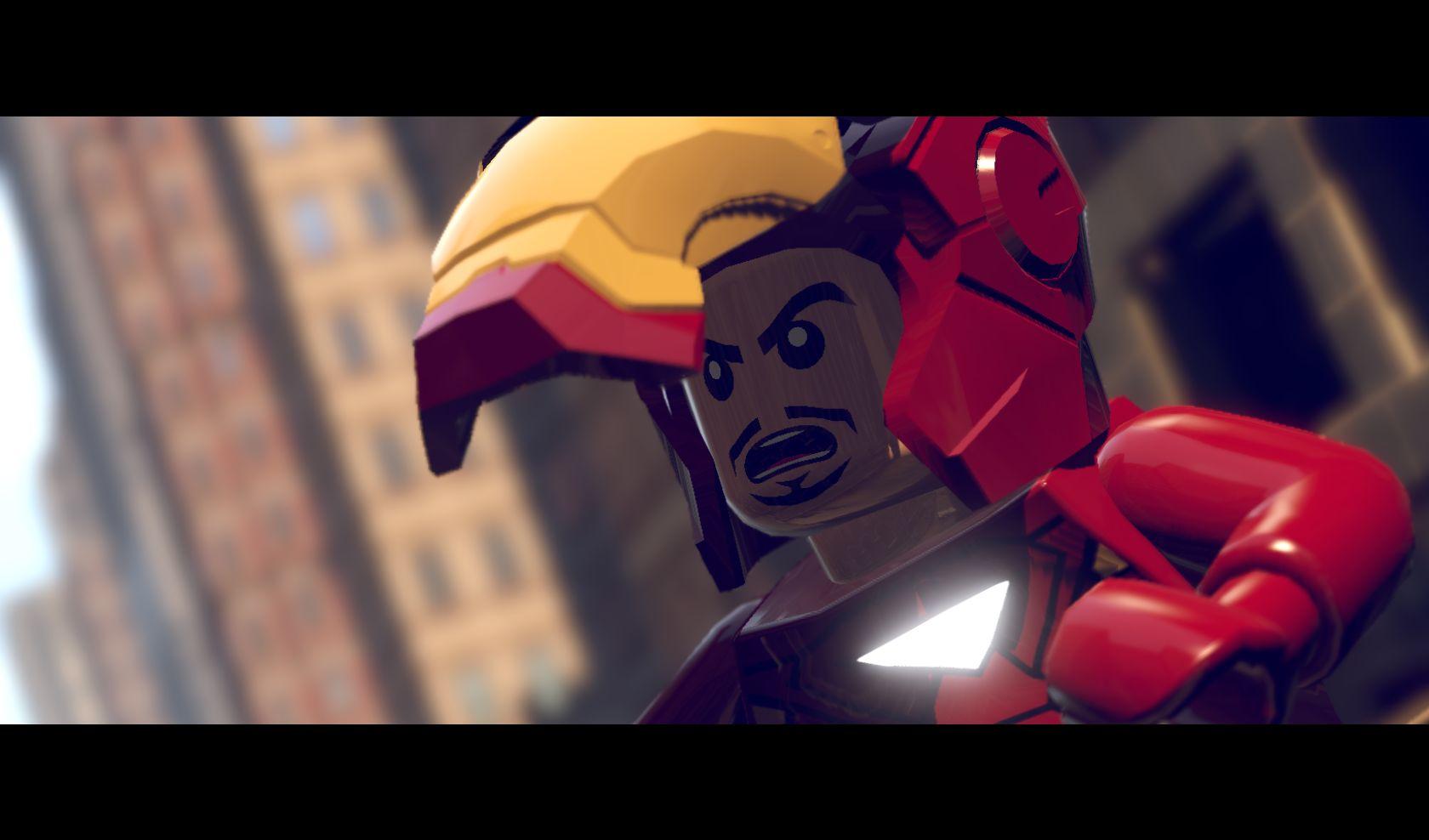 První gameplay záběry z LEGO Marvel Super Heroes 78951
