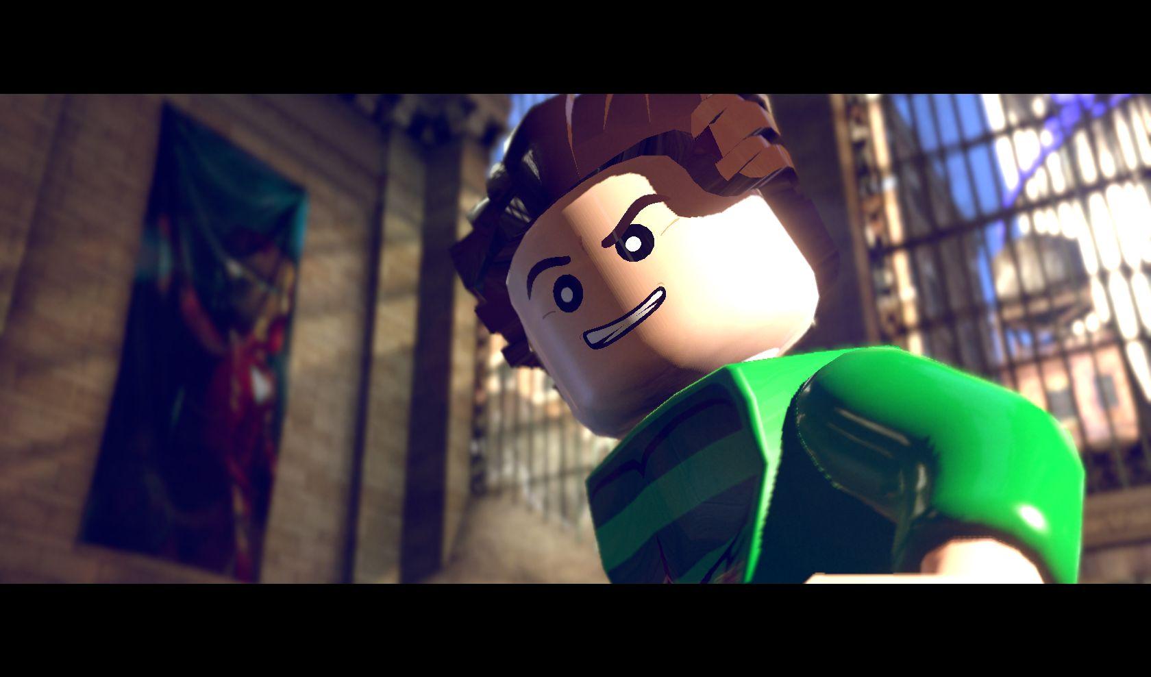 První gameplay záběry z LEGO Marvel Super Heroes 78955