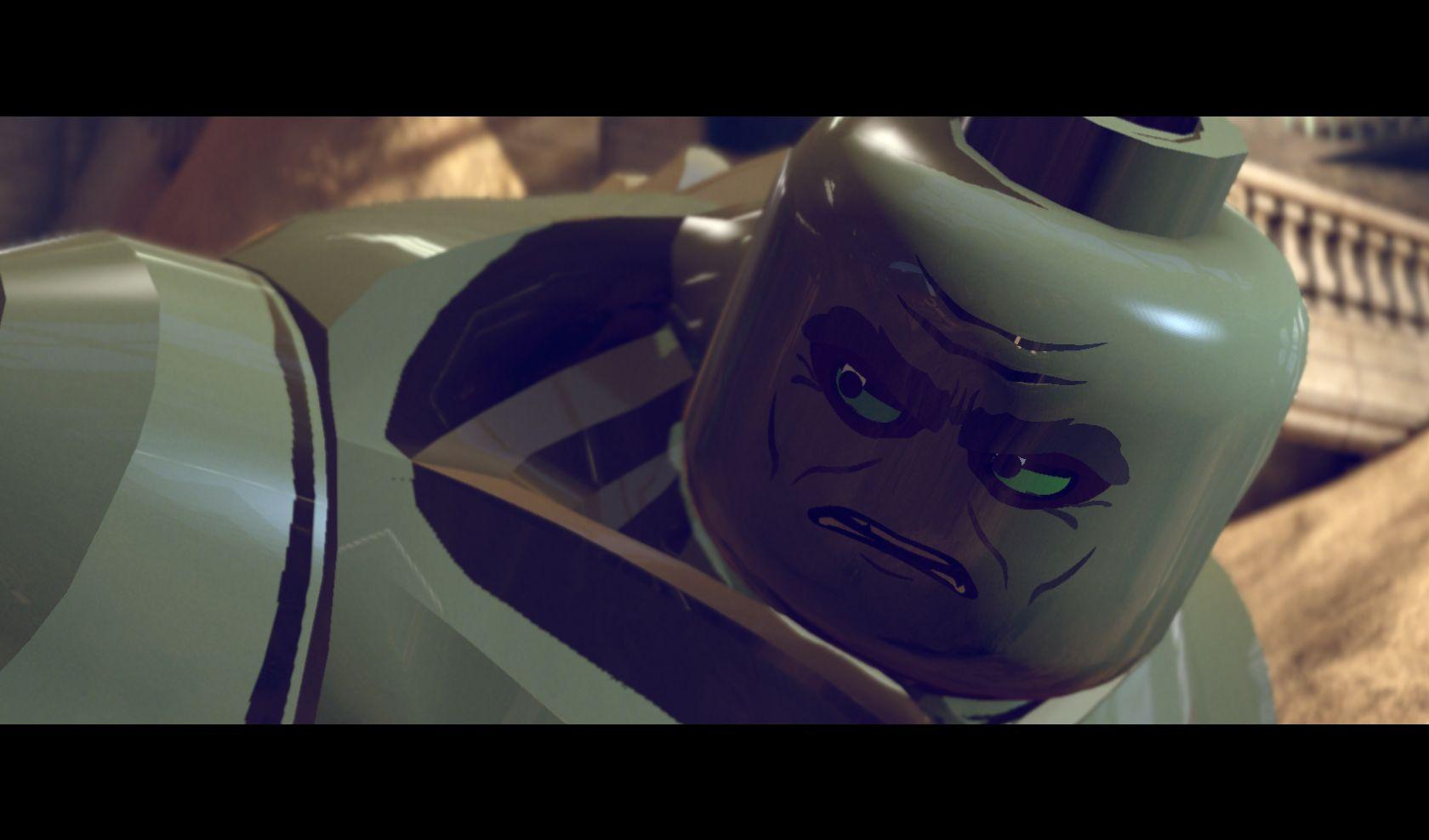 První gameplay záběry z LEGO Marvel Super Heroes 78958