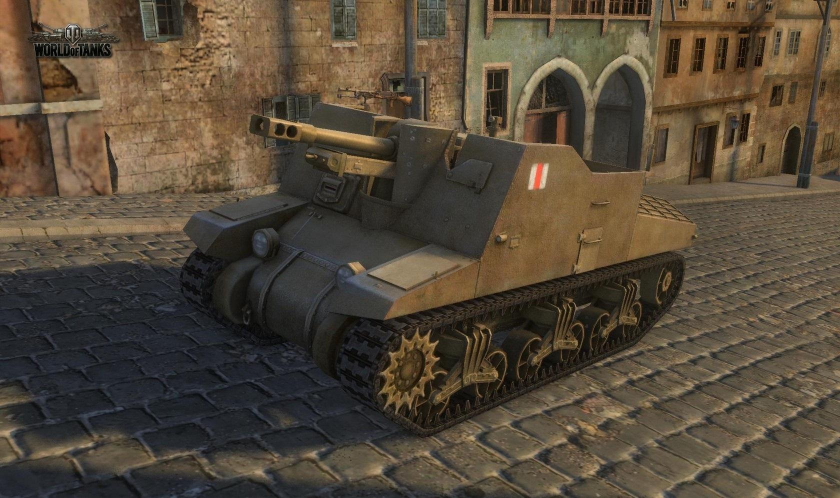 Nové stroje a mapa do World of Tanks 79004