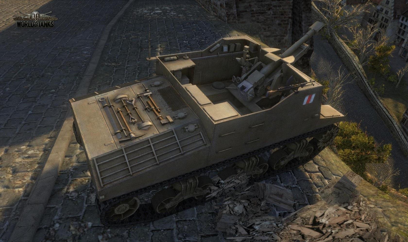 Nové stroje a mapa do World of Tanks 79005