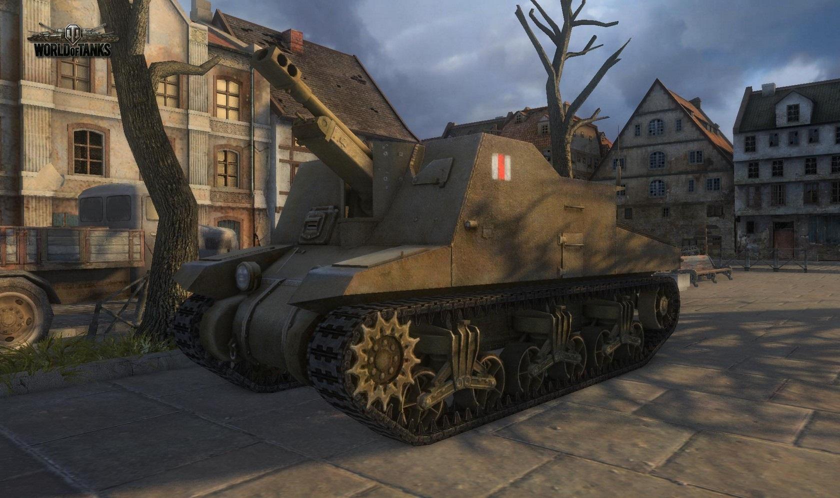 Nové stroje a mapa do World of Tanks 79006