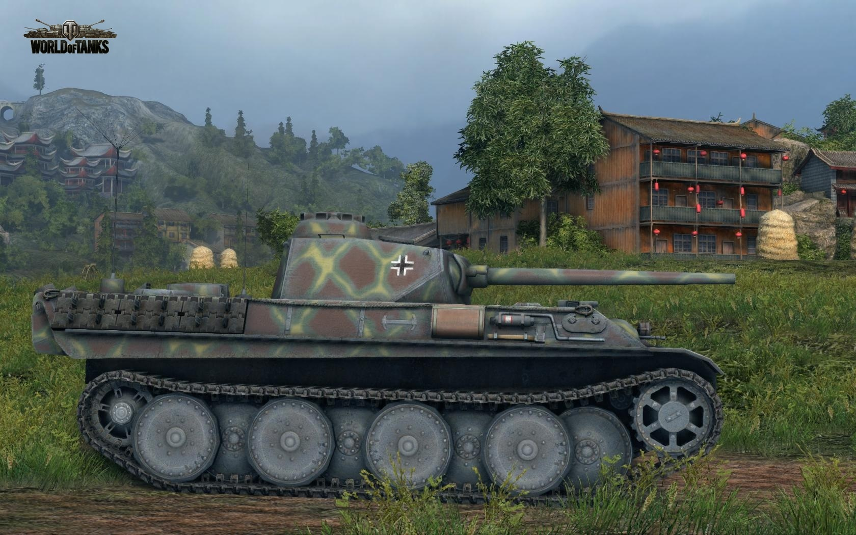 Nové stroje a mapa do World of Tanks 79009