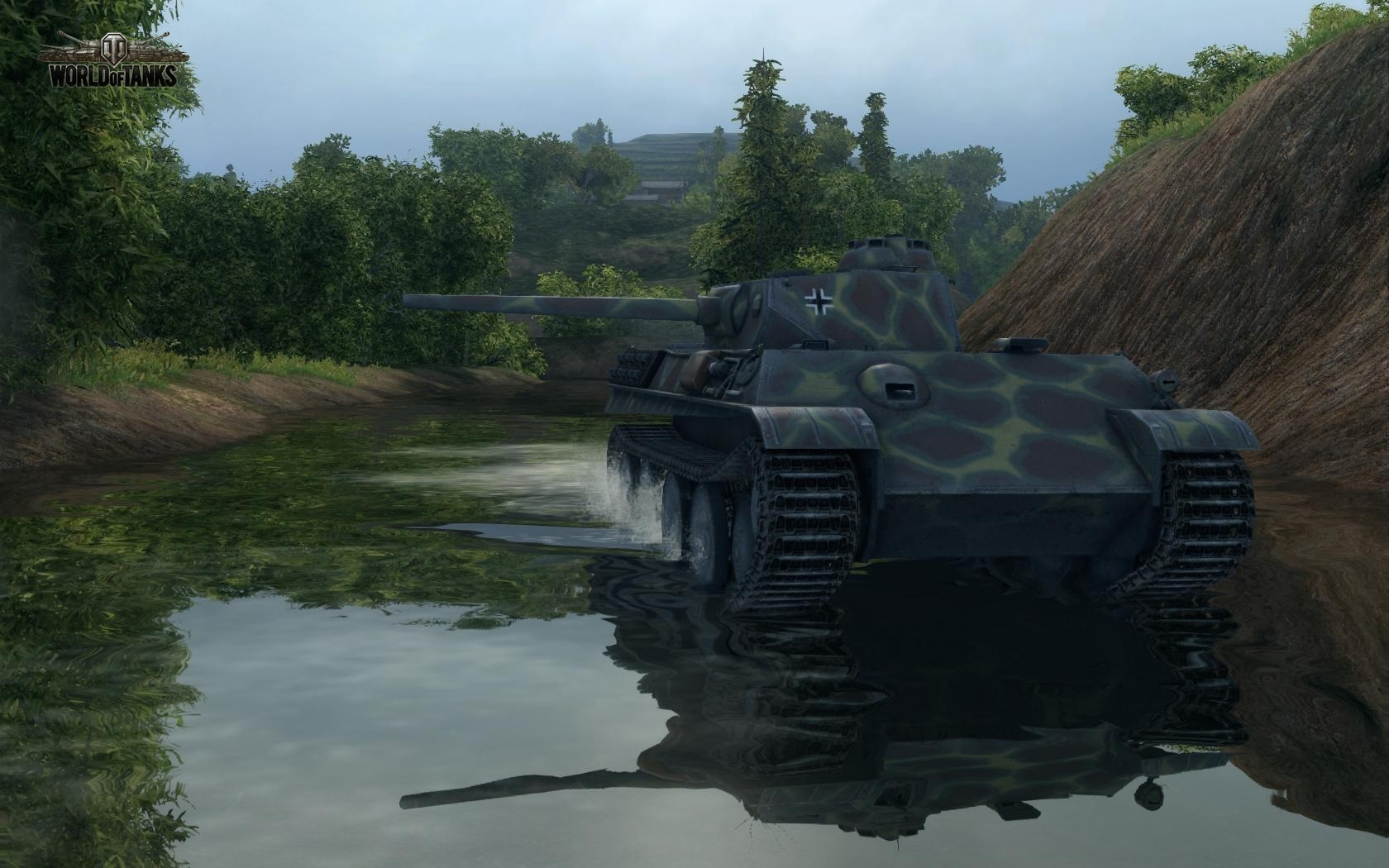 Nové stroje a mapa do World of Tanks 79011