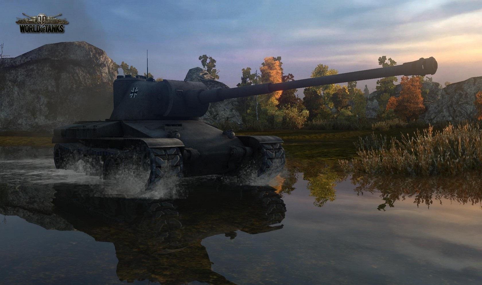 Nové stroje a mapa do World of Tanks 79013