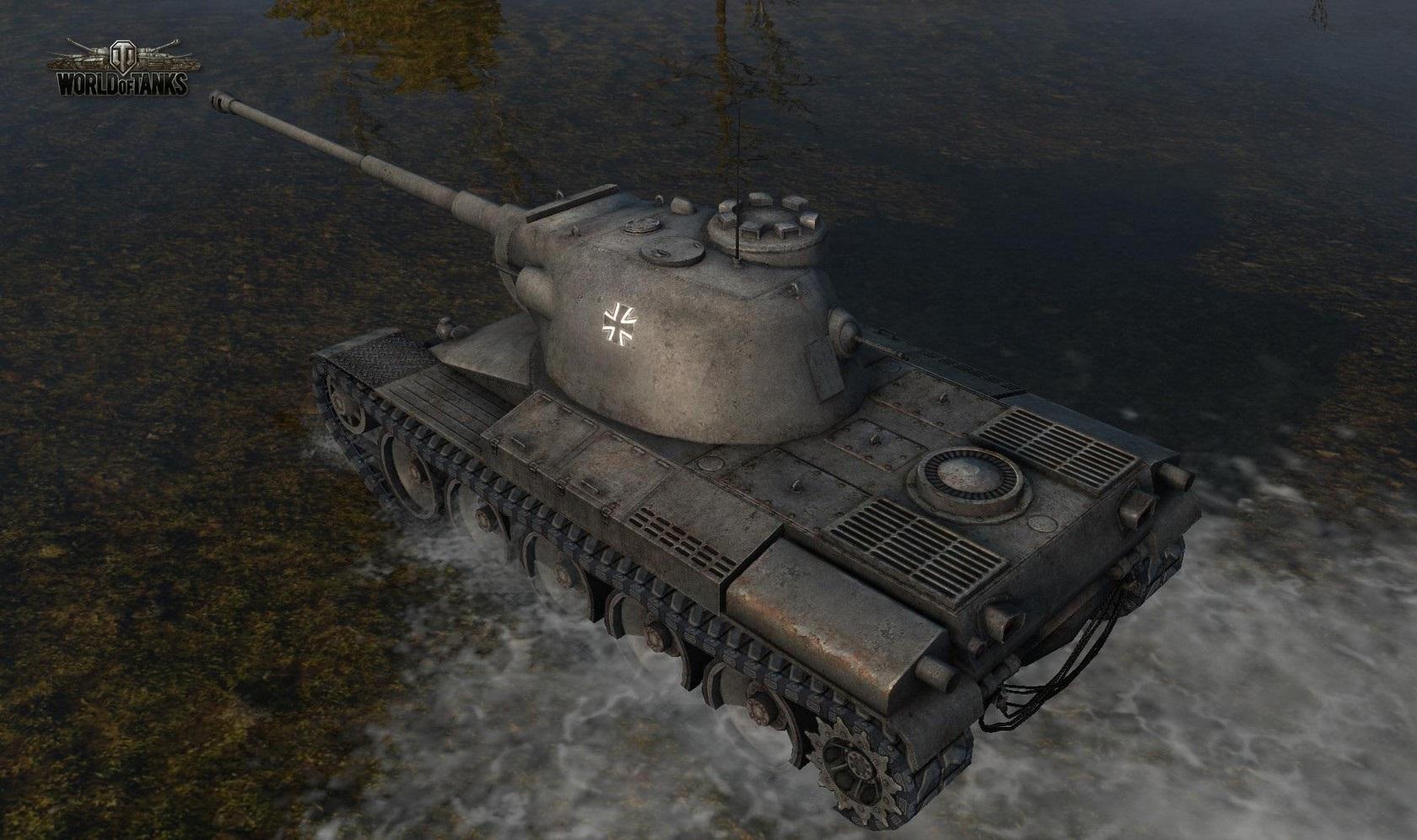 Nové stroje a mapa do World of Tanks 79014