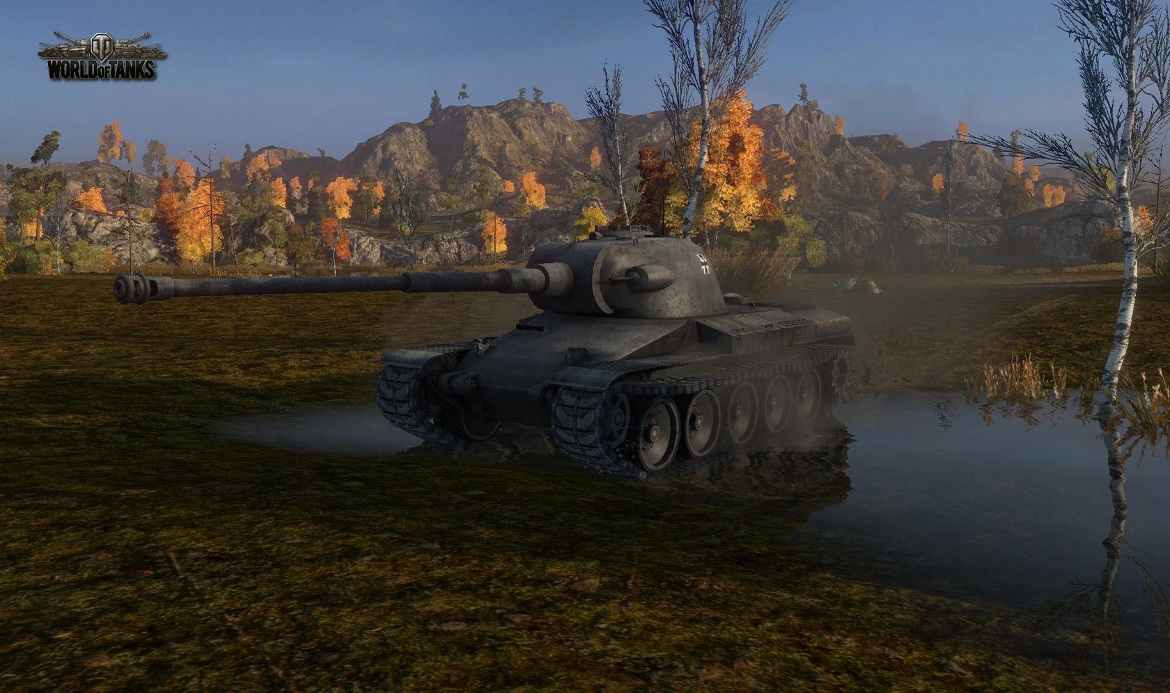 Nové stroje a mapa do World of Tanks 79015