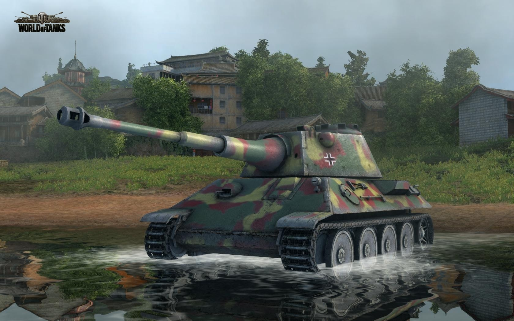 Nové stroje a mapa do World of Tanks 79024