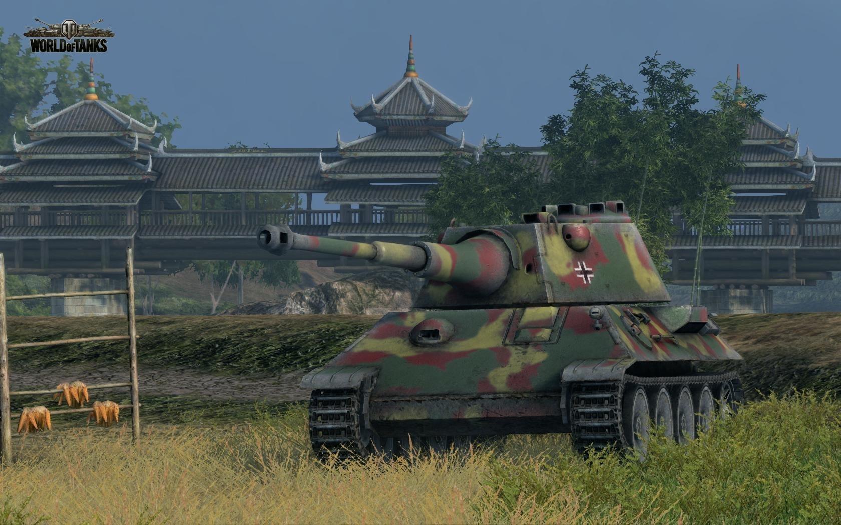 Nové stroje a mapa do World of Tanks 79025