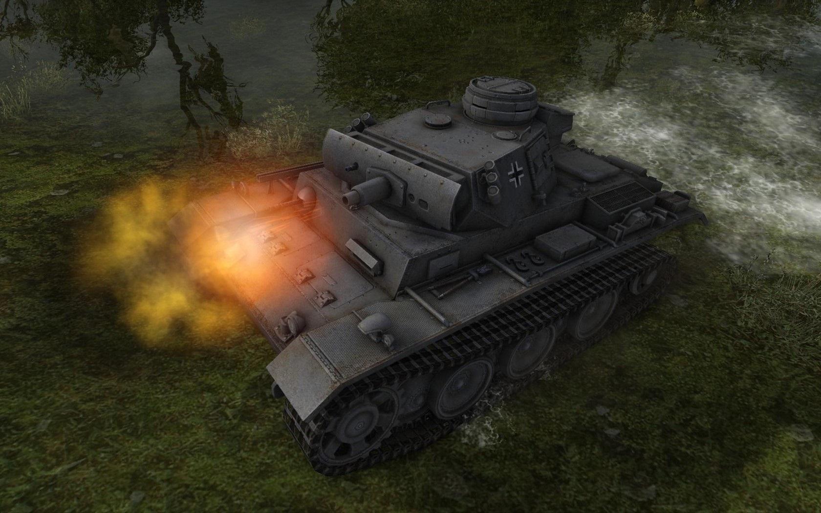 Nové stroje a mapa do World of Tanks 79030