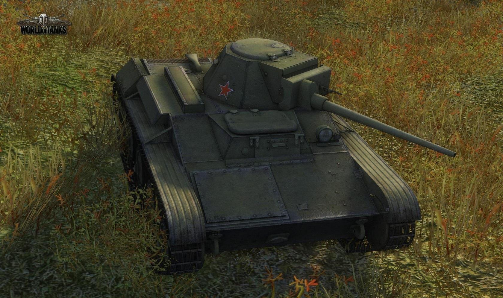 Nové stroje a mapa do World of Tanks 79034