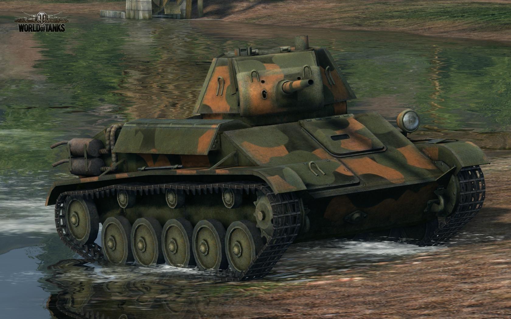 Nové stroje a mapa do World of Tanks 79035