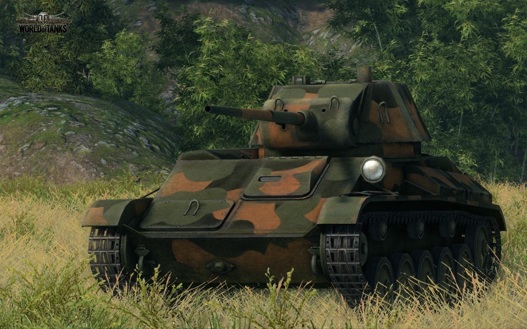Nové stroje a mapa do World of Tanks 79036
