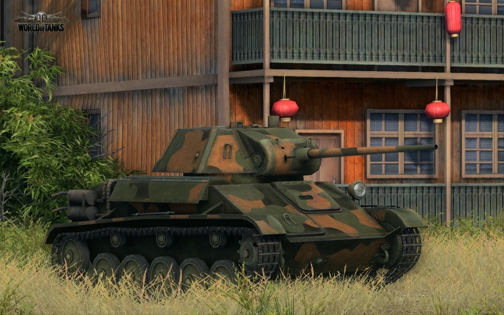 Nové stroje a mapa do World of Tanks 79037