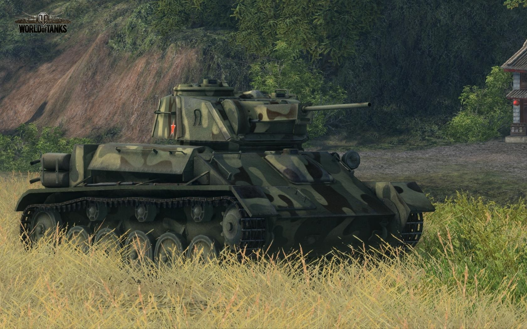 Nové stroje a mapa do World of Tanks 79040