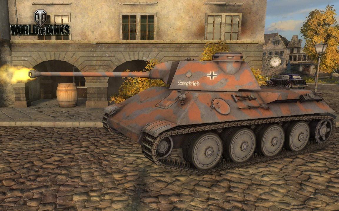 Nové stroje a mapa do World of Tanks 79046