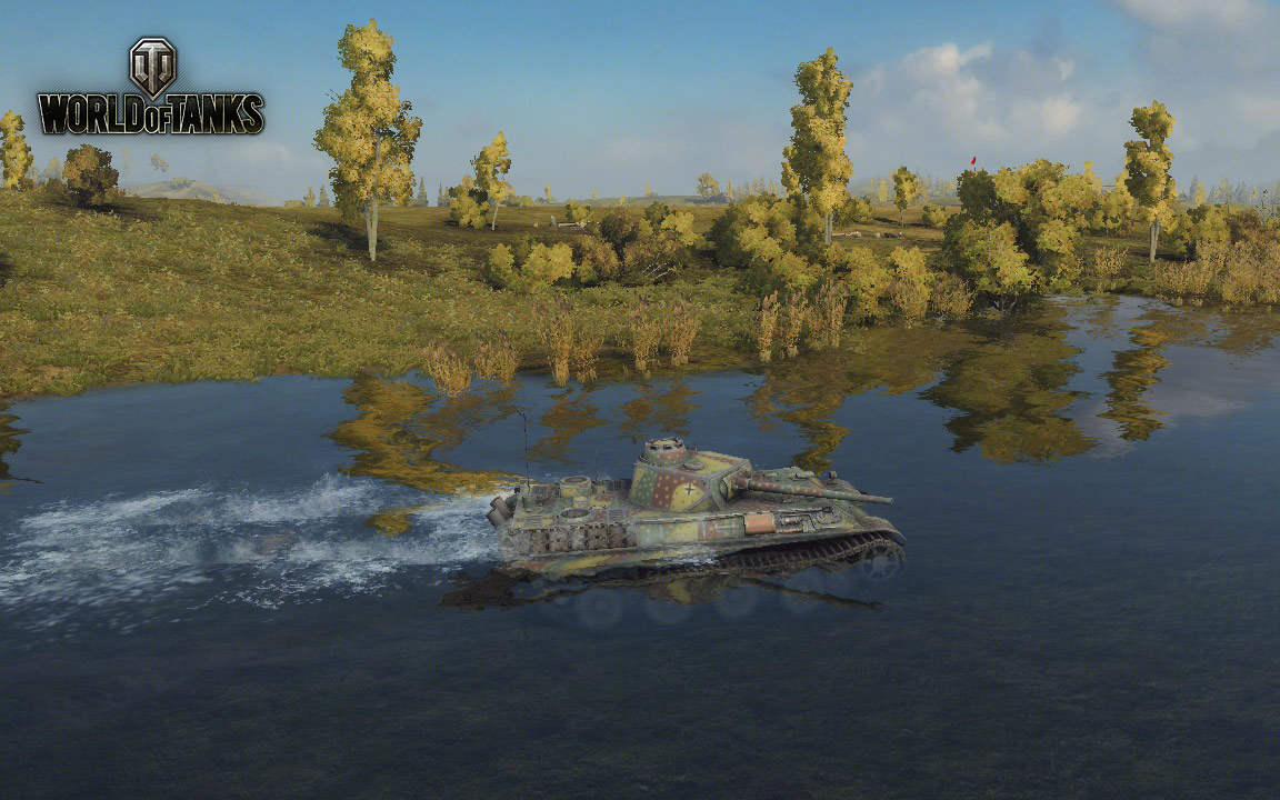 Nové stroje a mapa do World of Tanks 79047