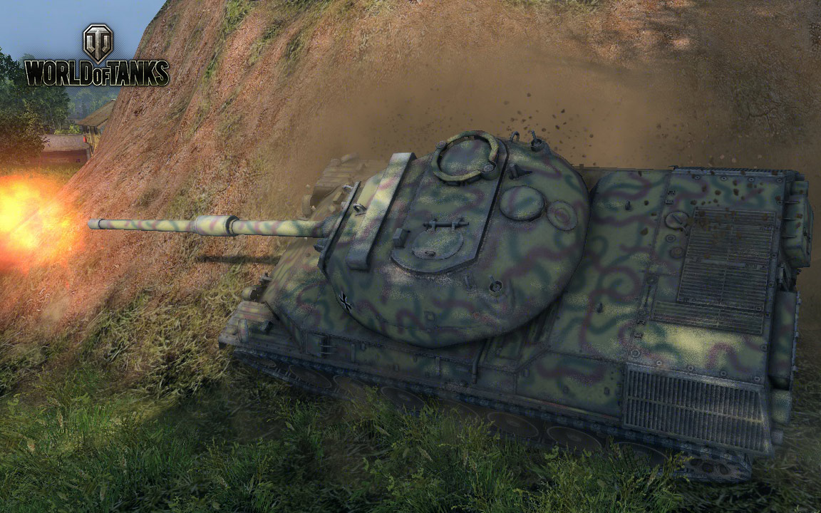 Nové stroje a mapa do World of Tanks 79048