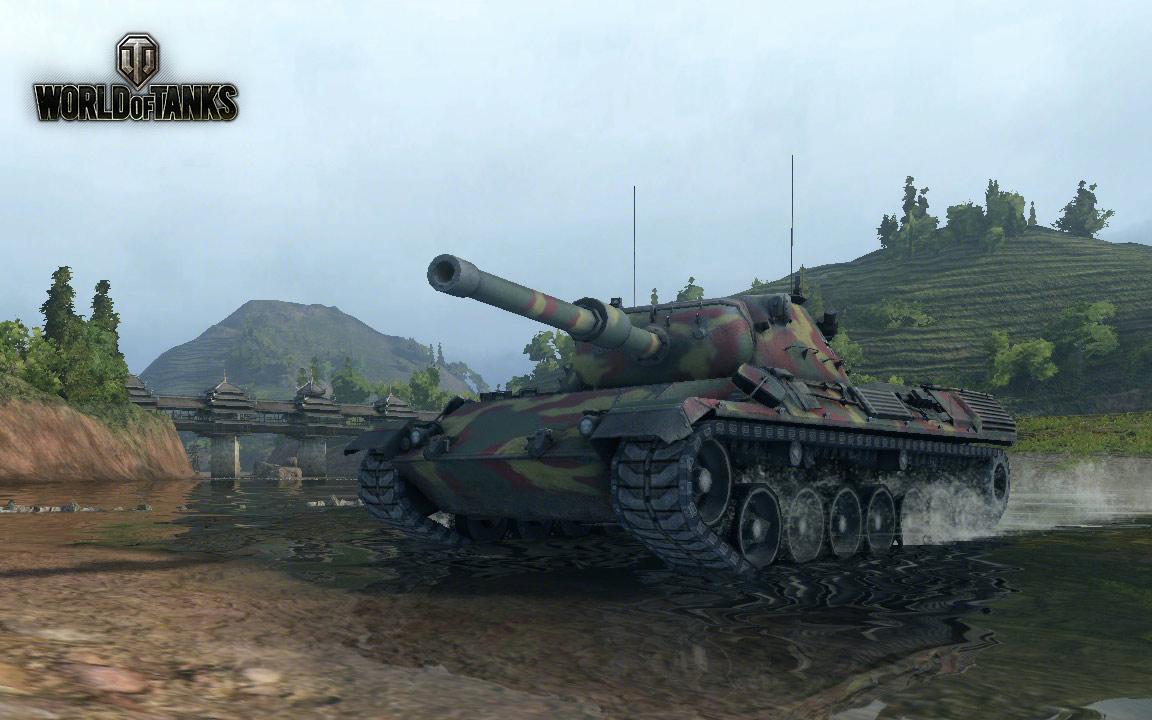 Nové stroje a mapa do World of Tanks 79049