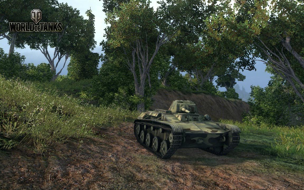Nové stroje a mapa do World of Tanks 79052