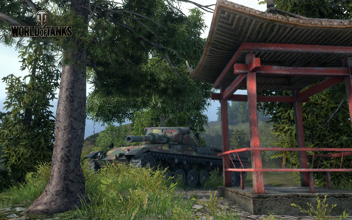 Nové stroje a mapa do World of Tanks 79055