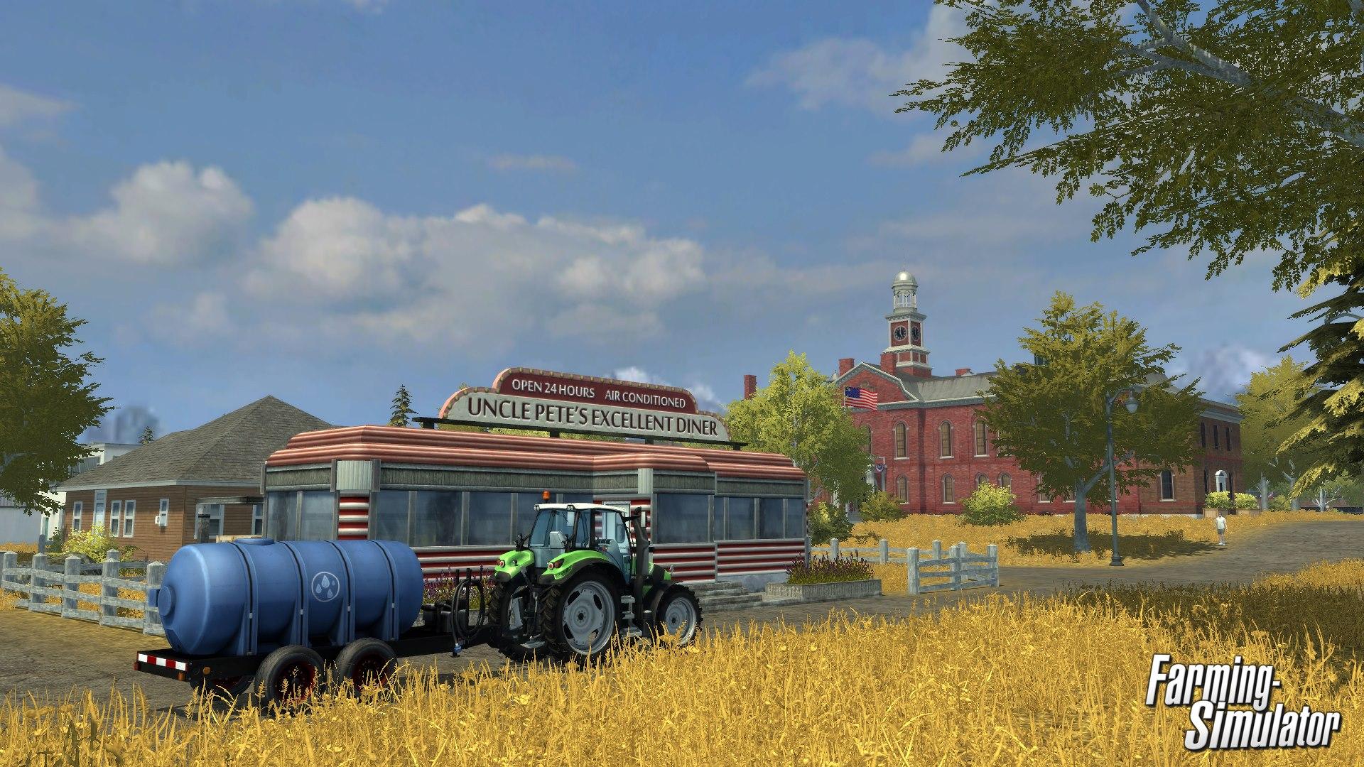 Farming Simulator 2013 vyjde pro konzole v září 79109