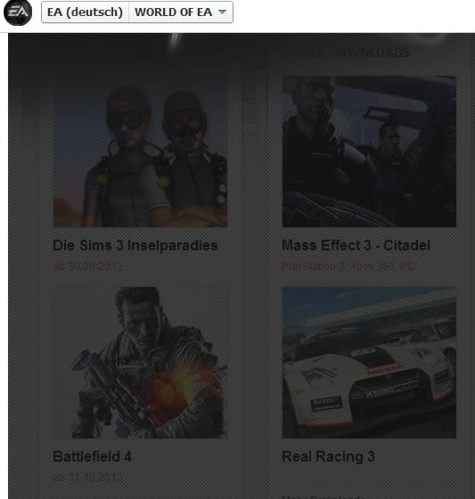 Prozradila německá FB stránka EA datum vydání Battlefieldu 4? 79236