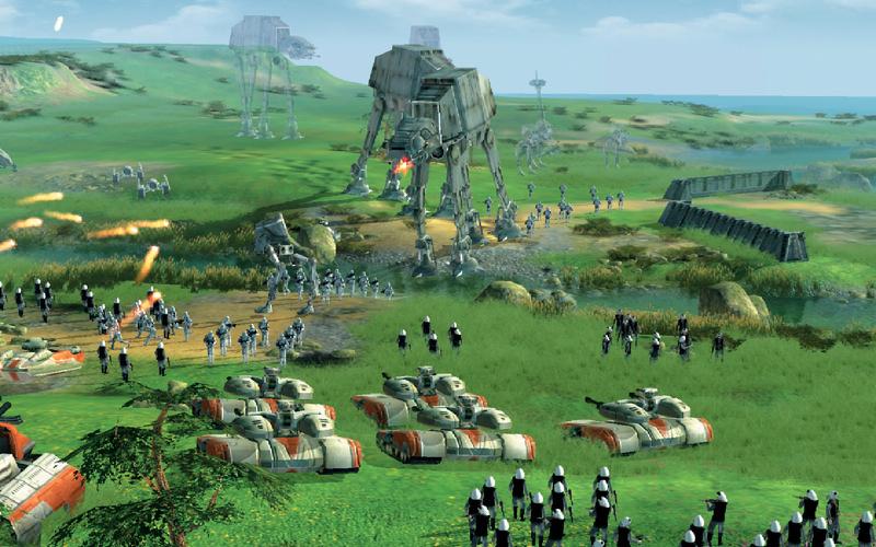 Fotoseriál: V kostce o historii LucasArts 79242