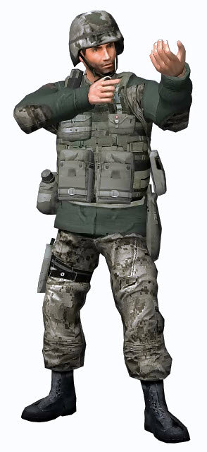 Londýn plný zombíků v FPS titulu Deadly Walkers 79370