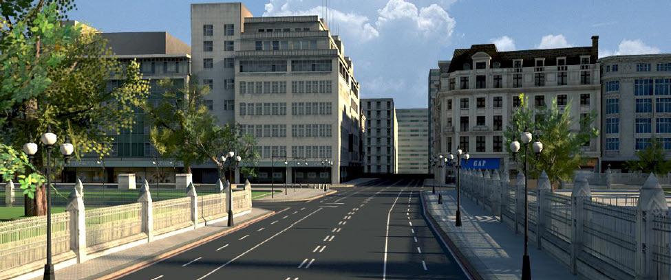 Londýn plný zombíků v FPS titulu Deadly Walkers 79371