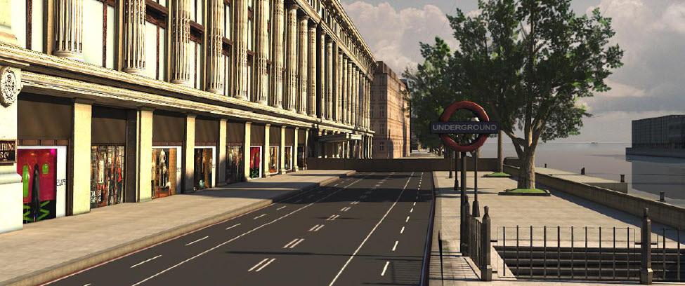 Londýn plný zombíků v FPS titulu Deadly Walkers 79373