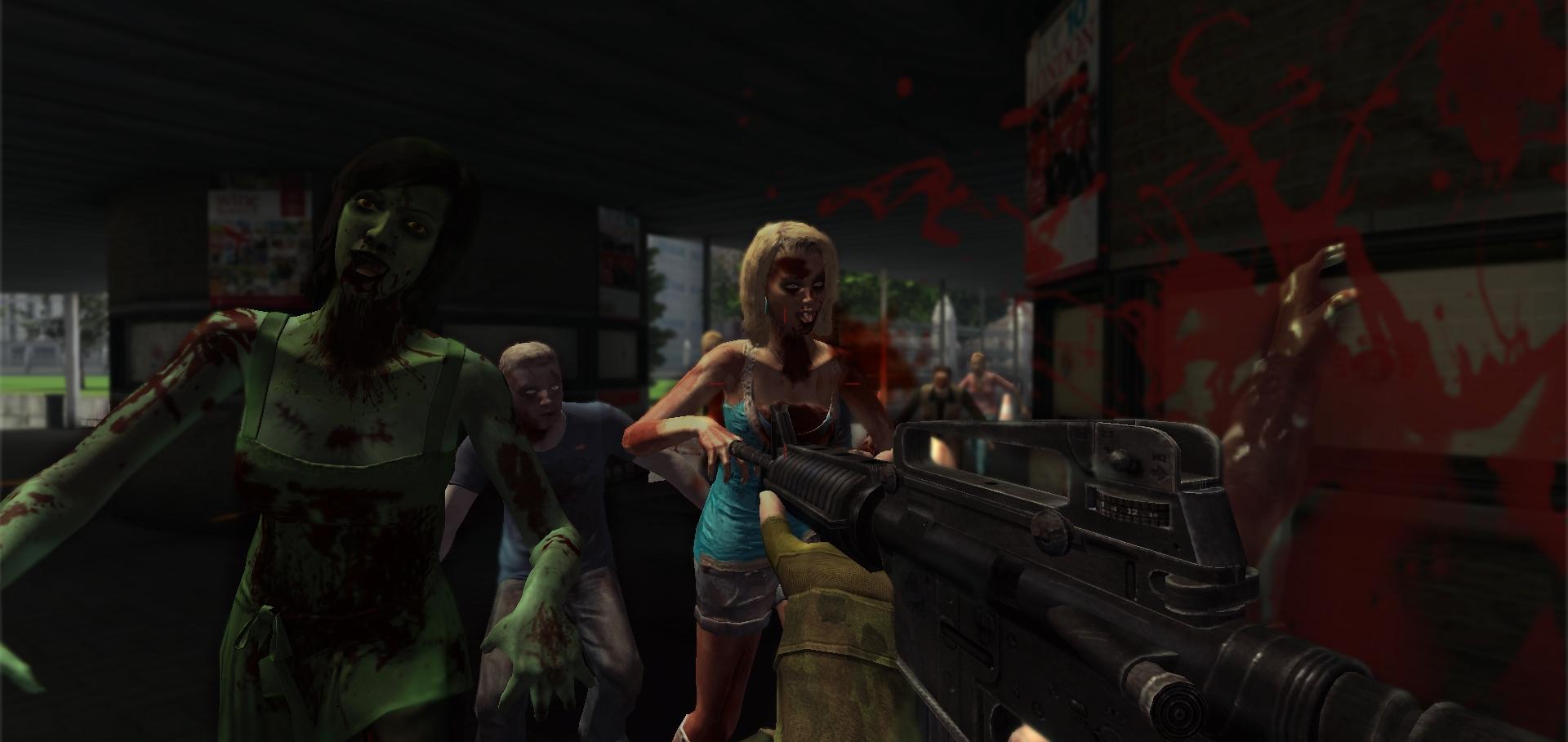 Londýn plný zombíků v FPS titulu Deadly Walkers 79382