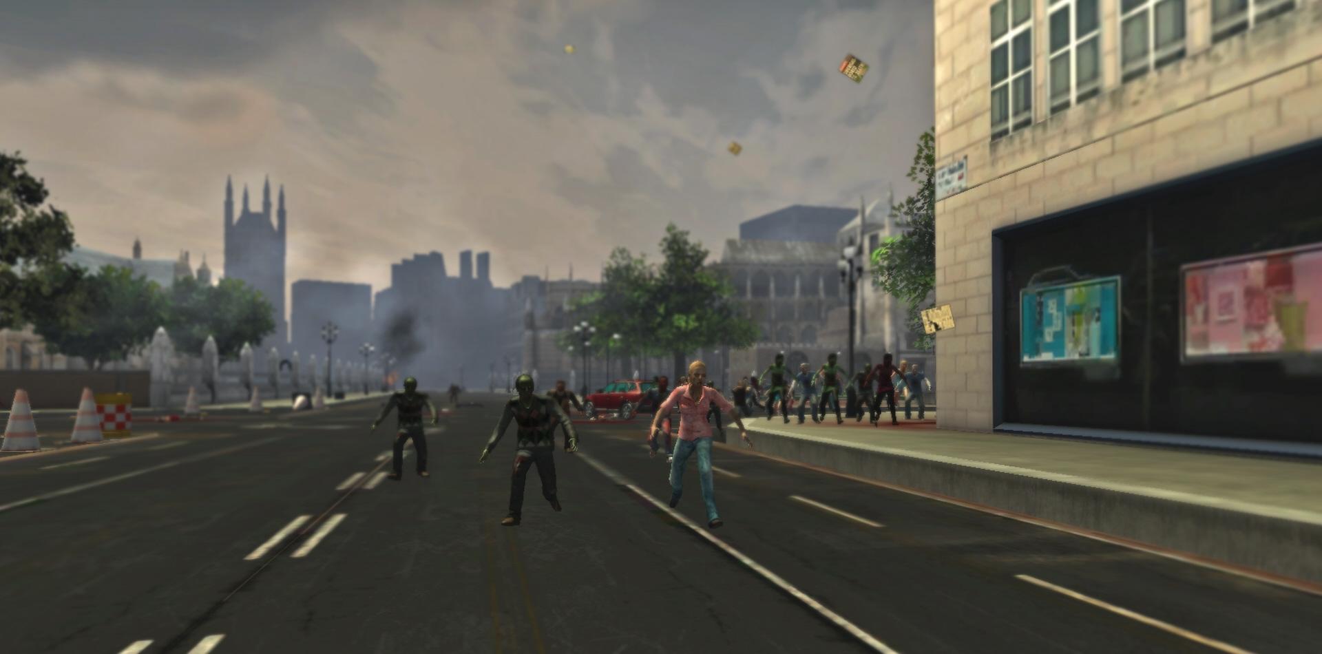 Londýn plný zombíků v FPS titulu Deadly Walkers 79383