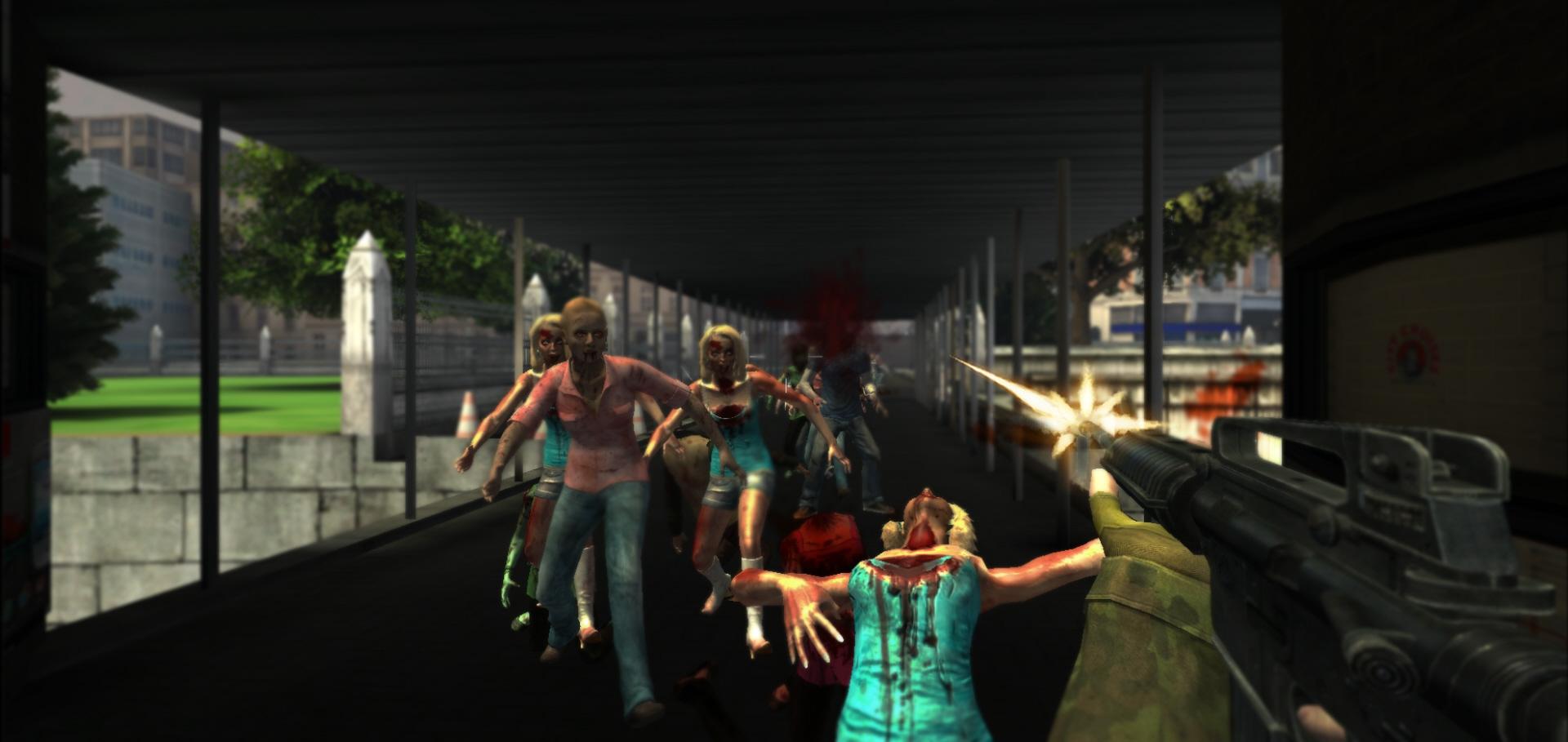 Londýn plný zombíků v FPS titulu Deadly Walkers 79384