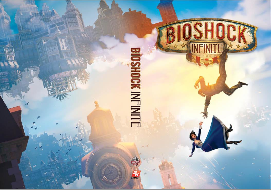 Vytiskněte si alternativní obaly BioShock Infinite 79387