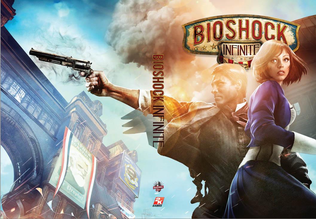 Vytiskněte si alternativní obaly BioShock Infinite 79389