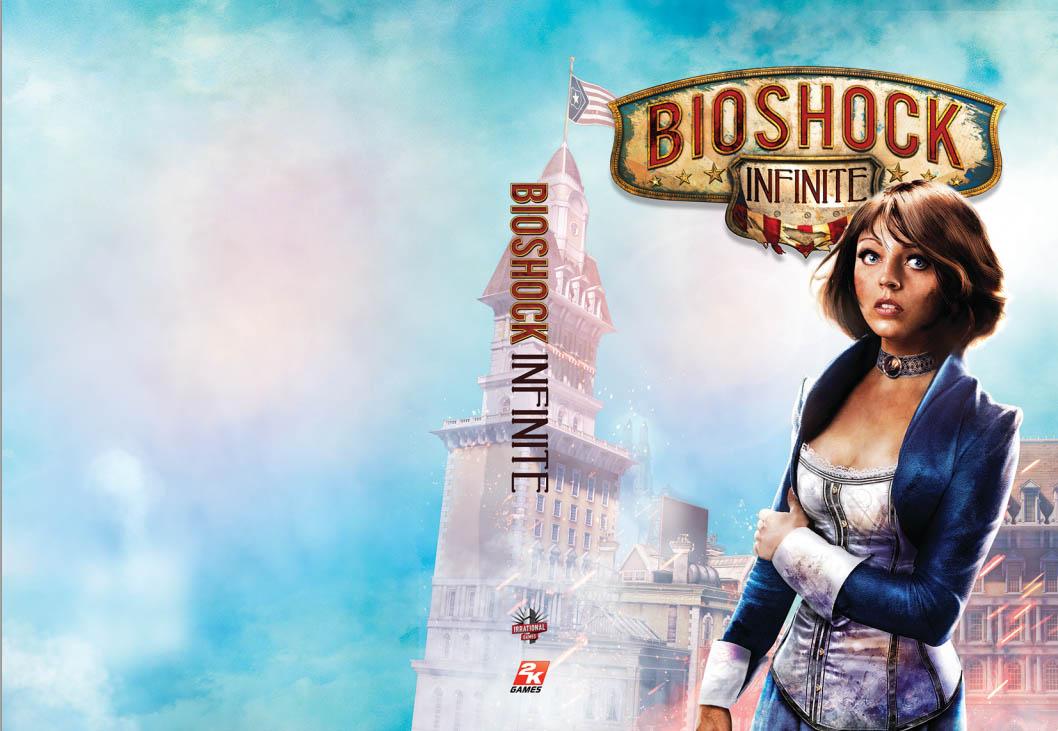 Vytiskněte si alternativní obaly BioShock Infinite 79390