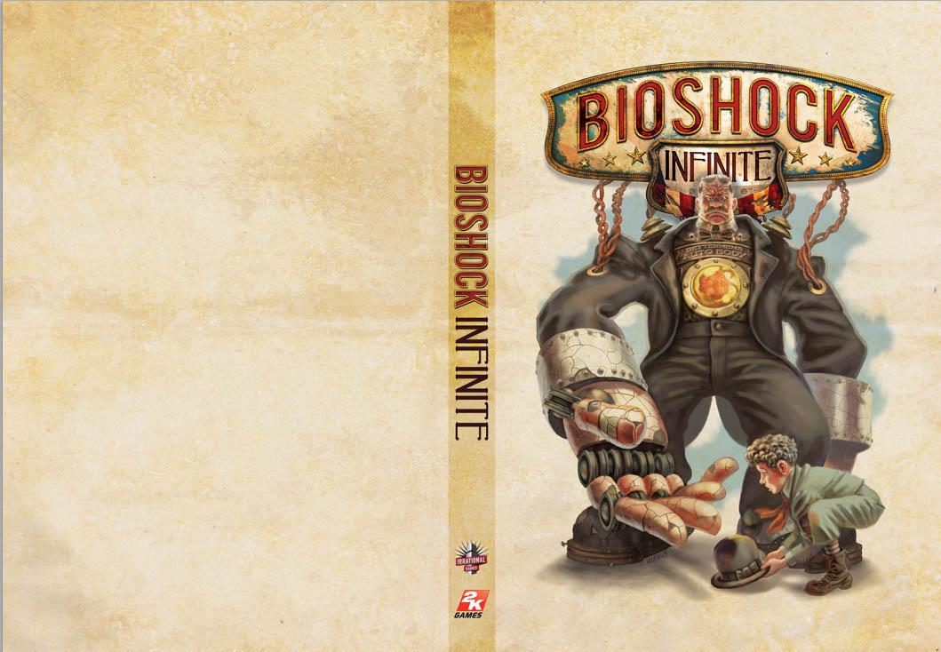 Vytiskněte si alternativní obaly BioShock Infinite 79391