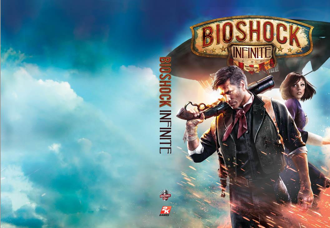 Vytiskněte si alternativní obaly BioShock Infinite 79392