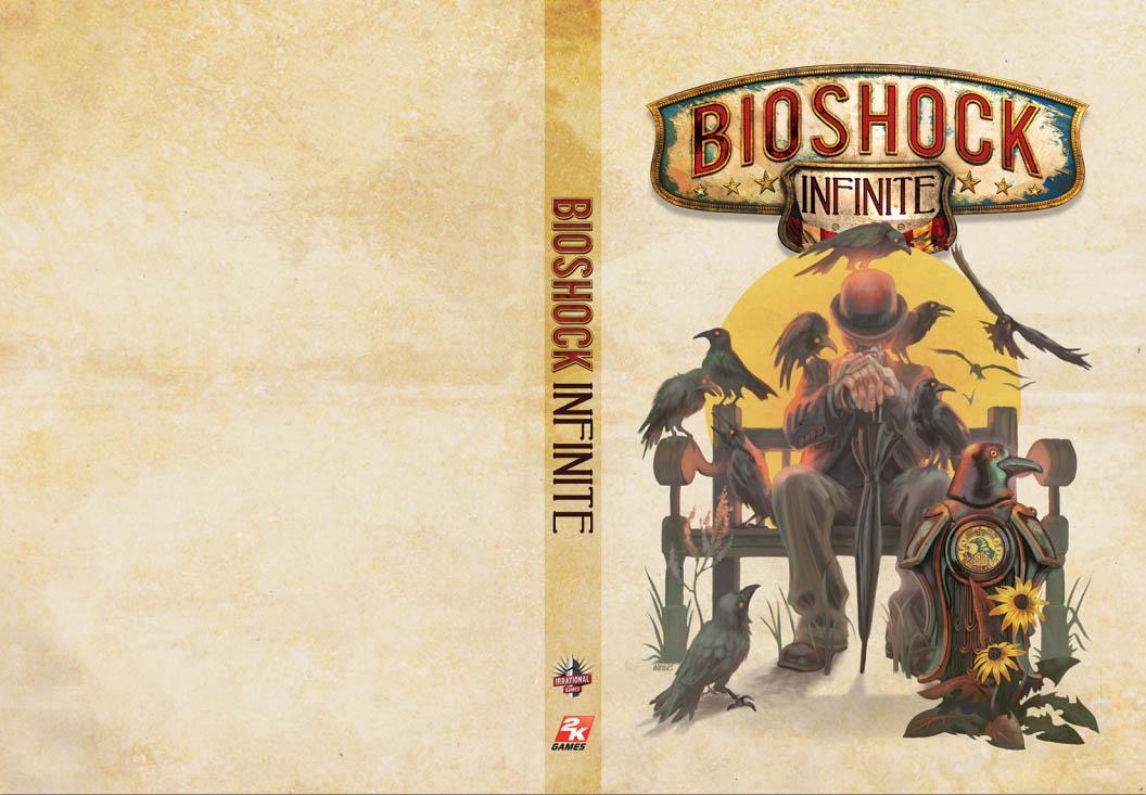 Vytiskněte si alternativní obaly BioShock Infinite 79393