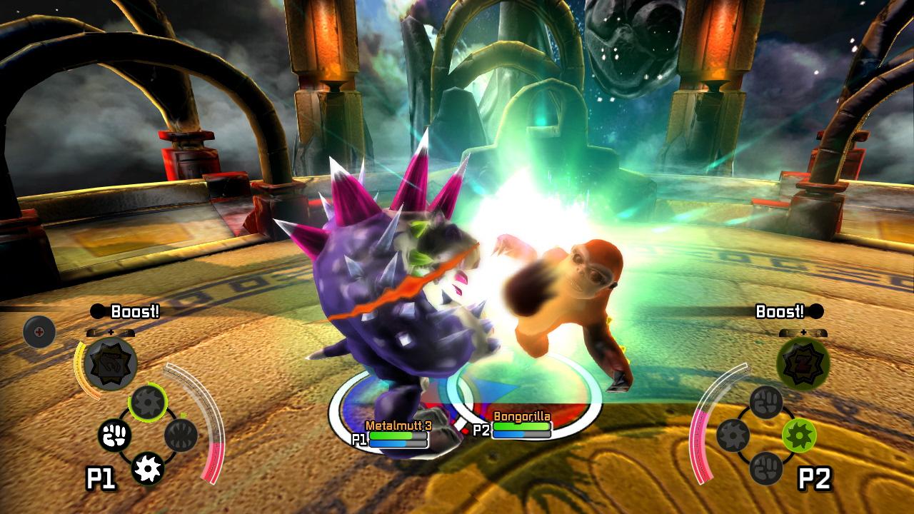 Na PS3 a Vita míří příšerky Invizimals 79432