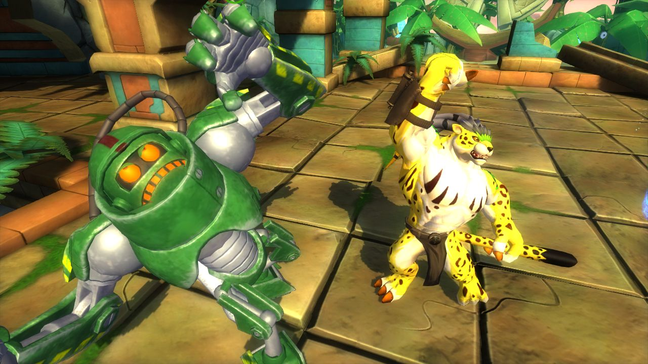 Na PS3 a Vita míří příšerky Invizimals 79436