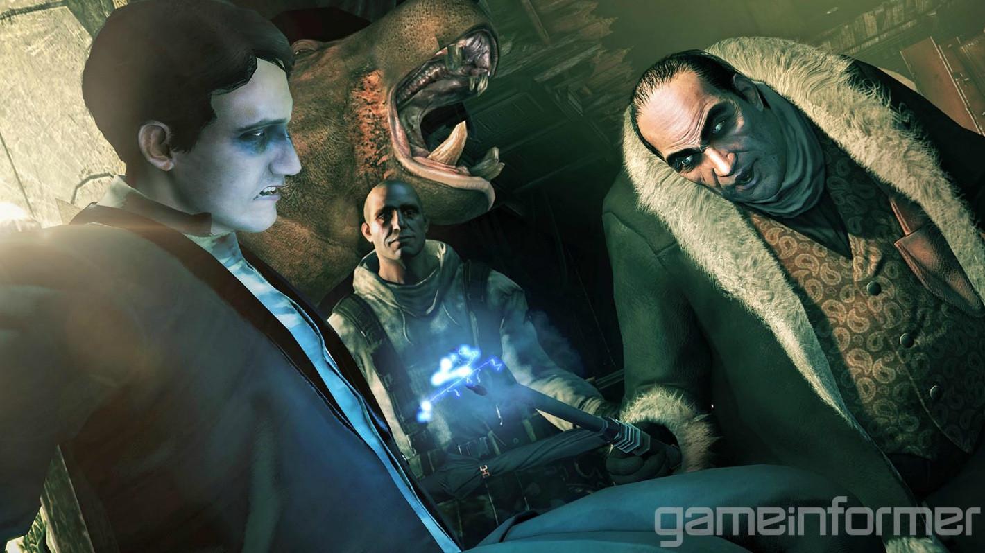 První obrázky z Batman: Arkham Origins 79441
