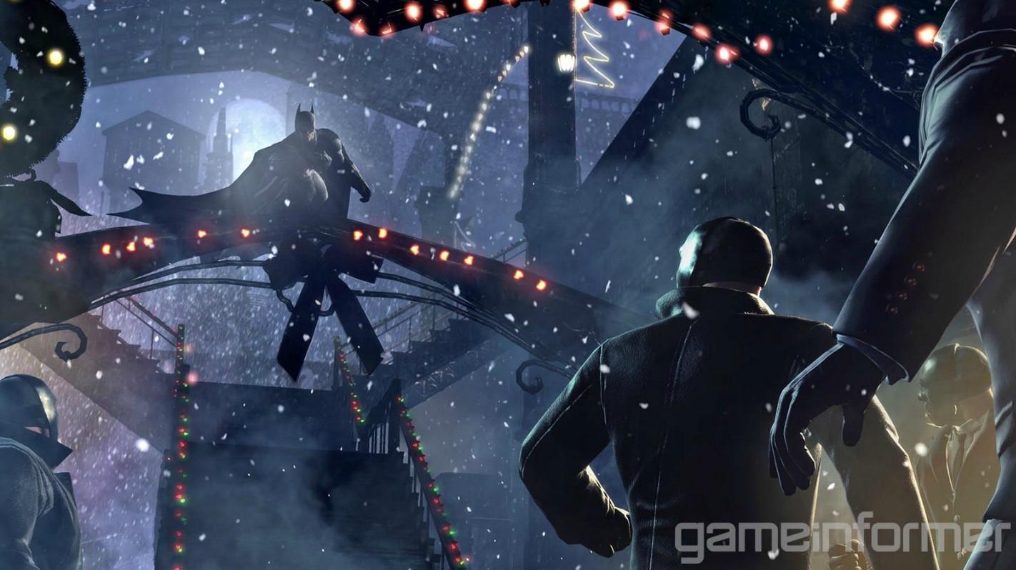 První obrázky z Batman: Arkham Origins 79442